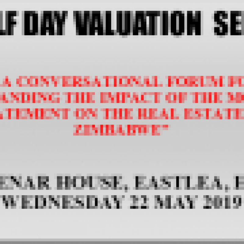 REIZ Half Day Valuation Seminar